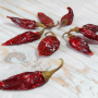 Dried chilli peppers 4