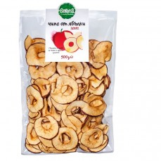Dried apple chips 500 g